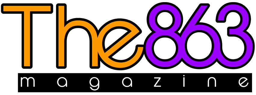The 863 Magazine Logo