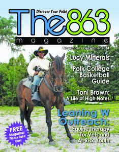The 863 Magazine - November & December 2014