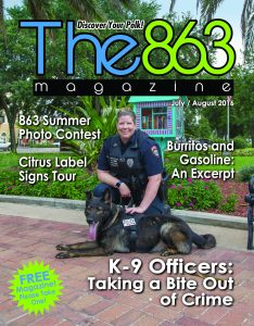 The 863 Magazine - July & August 2016