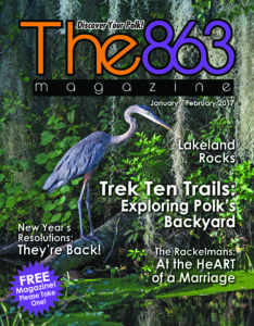The 863 Magazine - January & February 2017